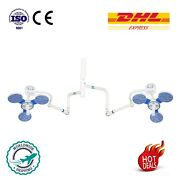 New Examination Ot Light Operation Theater Led Surgical Lamp 36+36 Dual Dome