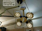 Surgical Light Ceiling Operating Lights 84 Led Ot Lights Operation Theater Lamp