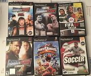 Ps2 Game Lot 18 Pre-owned Games - Playstation 2