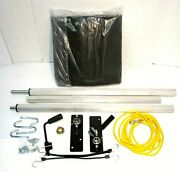 Dump Truck/trailer Manual Cab Level Pull Tarp System12and039 - 20and039 Long Buyers Dtr