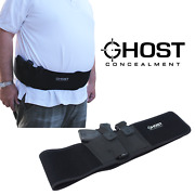 Ghost Concealment Lg Belly Band Holster For Concealed Carry Fits Up To 54 New