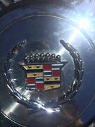 1975-84 Cadillac Deville Fleetwood Brougham 15 Inch Hubcap Wheel Covers Set Of 4