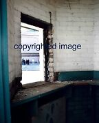 White Sox Old Comiskey Park Original Ticket Booth 1991 Color 8x10 Ss