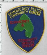 Schenectady Police New York 1st Issue Community Service Officer Shoulder Patch