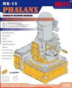 Rpg Model 1/35 35007 Mk-15 Phalanx Close-in Weapon System Additional Armor