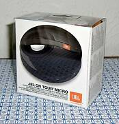 New Jbl On Tour Micro Portable Loudspeaker Black