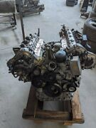 2007 Mercedes-benz S550 5.5l Rwd - Engine Block - 273.961 - ✓ Condition Notes