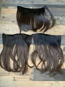 Covet And Mane Hand Tied Hair Extensions- Brunette