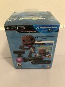 Little Big Planet 2 Special Edition - Ps Move Bundle Ps3 Sealed - Brand New