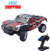 Hsp Rc Racing Car 4wd 1/10 70-80km/h 18cxp Nitro Gas Powered Rtr Off-road Truck