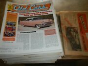 Huge Lot Of 79 Old Cars Weekly News 1971-2006 Back Issues