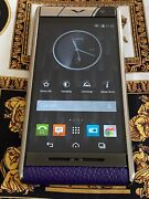 Vertu Aster Purple Calf Leather Extremely Rare Sold Out Must Have Gsm Unlocked