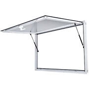 Concession Stand Trailer Serving Window 40x64 Window Awning Truck Serving Door