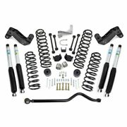 Readylift Coil Spring Lift Kit With 5100 Series Shock For 07-18 Jeep Wrangler Jk