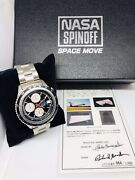 Seiko Instruments Nasa Spin-off Black Dial Watch Limited Edition