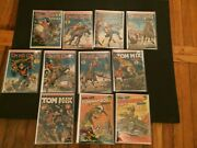 Set Of Tom Mix 1-11 Ralston Straight Shooters 1940 Rare Vg To Fine Condition