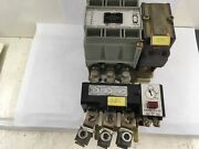 Telemecanique Cn2-gc133 W/480v Coil And Adjustable Overload Relay Ra1-ga