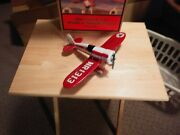 Wings Of Texaco 1930 Travel Air Model R Mystery Ship- 5th In The Series