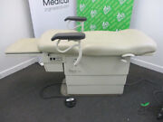 Midmark Ritter 222 Power Exam Table Hi-low Barrier Free W/ Re-upholstering