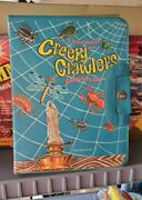 Vintage 1964 Thingmaker Mattel Creepy Crawlers Collectors Case - Rough But Cool