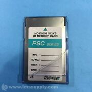 Reliance Electric Mc-d5006 Ic Memory Card 512 Kb Psc Series 0611