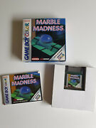 Marble Madness Nintendo Game Boy Color