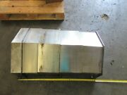 97 Toyoda Fa450 Horizontal Cnc Mill Way Cover Covers 37 X 23 Inch
