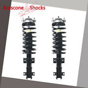 For 1998-2000 2001 2002 2003 2004 Volvo C70 Front Pair Complete Strut W/spring
