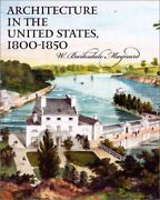 Architecture In United States 1800c2961850 By W. Barksdale Maynard Mint