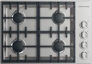 Fisher Paykel Cdv2304nn 30 Stainless 4-burner Gas Cooktop T2 Hrt