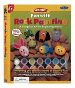 Fun With Rock Painting A Complete Kit For Beginning By Walter Foster Publishing