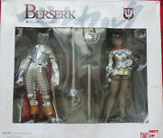 Art Of War Berserk Griffith And Casca Duo Pack Limited Hawk Soldiers
