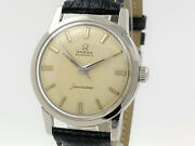 Omega Seamaster Automatic Vintage Watch 14704 Sc61 Cal. 552 So217