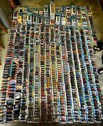Hot Wheels Mainline Collection A - H
