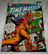 Rip Hunter Time Master 1 Nm 9.4 Ow Pages 1961 Dc Silver Age