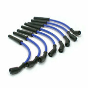 Chevy Ls1 Ls2 Ls3 Ls6 - Coil On Cover - Blue Spark Plug Wires