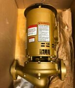 Bell And Gossett E-90 Series179s45lf - W79345 - 1.5aab Pump And Motor Assembly
