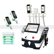 5in1 360 Degree Contact Cooling Laser Slimming Fat Freezing Slimming Machine