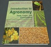 Introduction To Agronomy Food Crops And Environment 2nd Ed. Hc Book 2012 Sheaffer