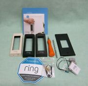 Ring Wireless Doorbell Installation - Accesories Only
