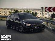Painted Body Kits For Hyundai Accent 2017-2020 Oem Color