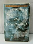 The Complete Prophecies Of Nostradamus By Henry C. Roberts Pb Book