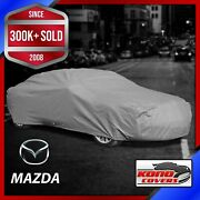 Mazda [outdoor] Car Cover ✅all Weather ✅waterproof ✅full Body ✅custom ✅fit