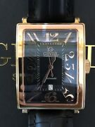 Gevriland039s Avenue Of Americas Automatic Menandrsquos Watch L.e. 71 Of 500 Model 5101a