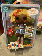 """Lalaloopsy 12"""" Full Size Dot Starlight Sew Limited Edition, Retired"""