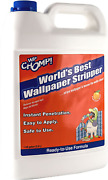 Wp Chomp World's Best Wallpaper Stripper And Sticky Paste Remover, Citrus Sce