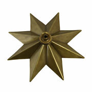 Brass Modern Ceiling Canopy Cn-br11h   Free Shipping Us
