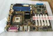 1pc 100 Test P4c800-e Deluxe 875p By Dhl Or Ems 90days Warranty P7454 Yl