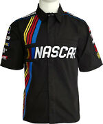 Nascar Pit Crew Shirt Licensed Embroidery Limited Edition 200 Pieces Generic