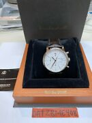 Baume And Mercier 1830 Classima Automatic Chrono Date Steel 40mm Watch